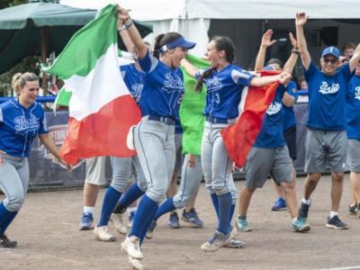 Softball: le convocate dell'Italia per il secondo raduno dell'anno a Pescara