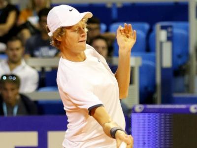 Tennis, ATP Challenger Mouilleron-Le-Captif 2019: Jannik Sinner sconfitto in semifinale da Mathias Bourgue al tie-break del terzo set mancando un match point