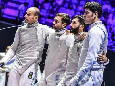 Scherma, Italia subito fuori nel fioretto a squadre. Termina senza ori un'Olimpiade da dimenticare
