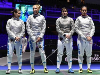 Scherma, Coppa del Mondo 2021: sciabolatrici azzurre sconfitte a Budapest all'ultima stoccata