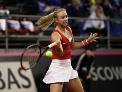 Tennis, WTA Acapulco 2020: avanti Anastasia Potapova, lotta ma esce Sara Errani
