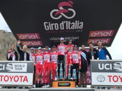 Ciclismo, Androni Giocattoli rinnova anche per il 2021