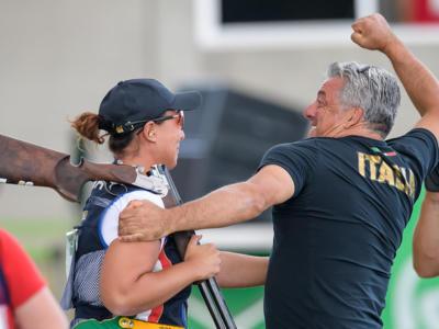 """Tiro a volo, Diana Bacosi: """"Voglio entrare nella storia di questo sport"""""""
