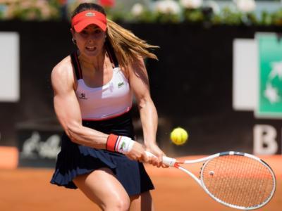 WTA Saint-Malo 2021, risultati 3 maggio. Avanti Dodin e Golubic, eliminate Trevisan e Cornet