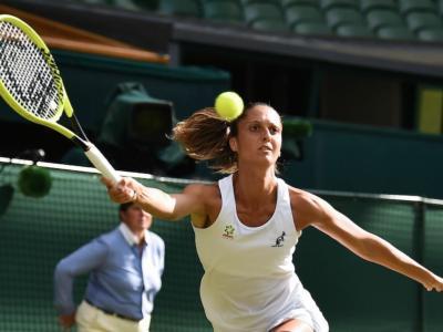 Tennis, WTA Monterrey 2020: Giulia Gatto-Monticone lotta, ma deve cedere ad Anastasia Potapova in tre set
