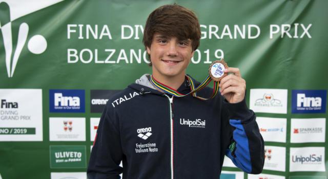 Tuffi, Europei Budapest 2021: dalla piattaforma 10m vince Bondar, Giovannini dodicesimo