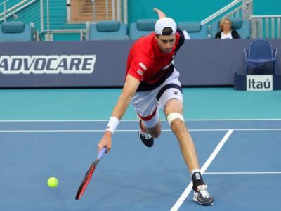 Tennis, ATP Atlanta 2019: risultati di mercoledì 24 luglio. Fuori John Isner
