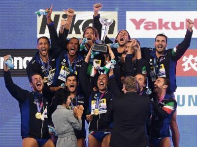 Squadra italiana del 2019 – Oscar OA Sport: Settebello Campione del Mondo, boom calcio femminile, volley e softball sugli scudi