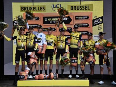 Tour de France 2019, pagelle seconda tappa: Jumbo-Visma superlativa! Groupama e Bahrain Merida si difendono, delusione AG2R