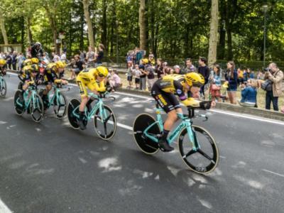 Tour de France 2019, la Jumbo-Visma sfrutta una bevanda a base di chetoni
