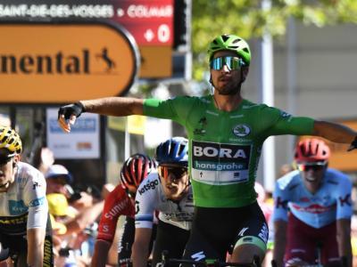 Tour de France 2020, tutte le classifiche e le maglie dopo la terza tappa: Sagan si prende la maglia verde