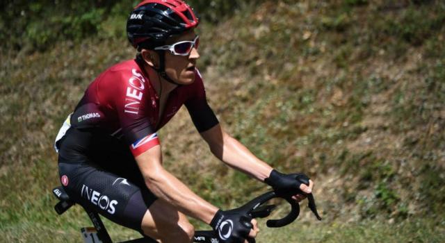 Giro d'Italia 2020, Geraint Thomas capitano del Team Ineos. Prende il posto di Richard Carapaz: sfida a Nibali e Yates