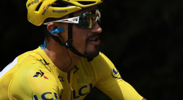 Ordine d'arrivo Tour de France, risultato seconda tappa: Alaphilippe in trionfo, battuti Hirschi e Adam Yates