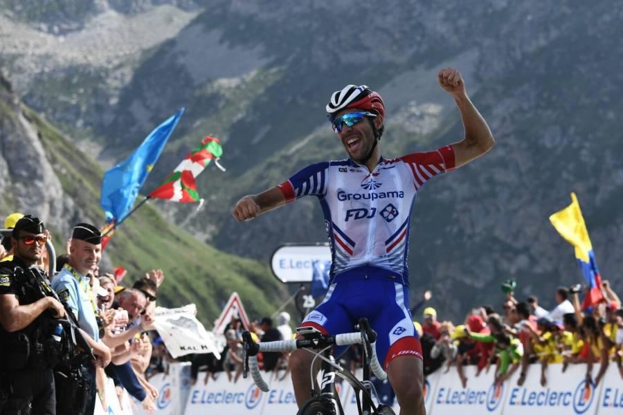 Ciclismo, Thibaut Pinot potrebbe partecipare al Tour de France 2022