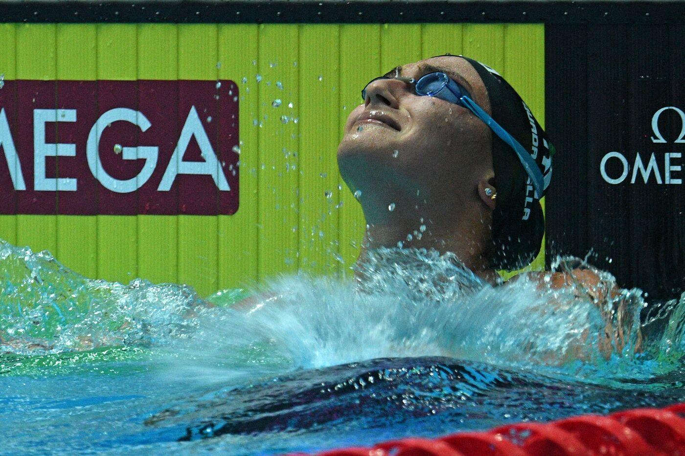 LIVE Nuoto, Europei 2021 in DIRETTA: Castiglioni e Carraro stellari, Pilato out nei 100 rana. Bene Miressi, si sogna con la 4×200 mista