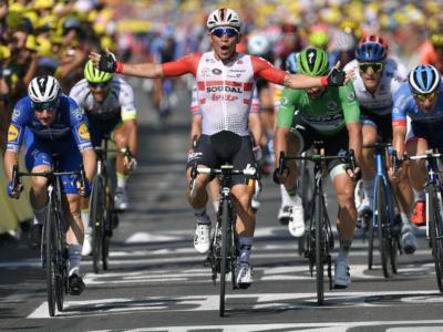 Tour de France 2019, Caleb Ewan VS Elia Viviani: una lotta infinita che va avanti sin dal Giro d'Italia
