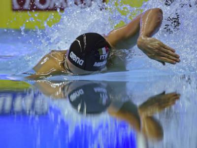 """Nuoto, Mondiali 2019, Filippo Megli (4×200 sl): """"Mi sono trattenuto per avere più margine in finale"""""""