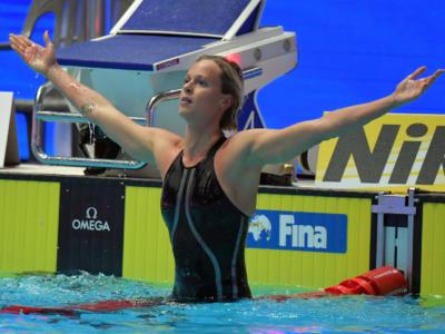LIVE Nuoto, Mondiali 2019 in DIRETTA: Dressel re dei 100 stile sotto i 47″. Record del mondo di Wilson nei 200 rana e della 4×200 donne australiana! Out Restivo