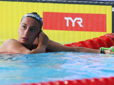 Nuoto, Simona Quadarella vince gli 800 stile libero e ottiene il tempo-limite per Tokyo, battuta Caramignoli