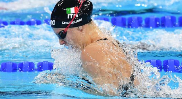 Nuoto, Fabio Scozzoli rinuncia agli Assoluti di Riccione. Arianna Castiglioni positiva al Covid-19