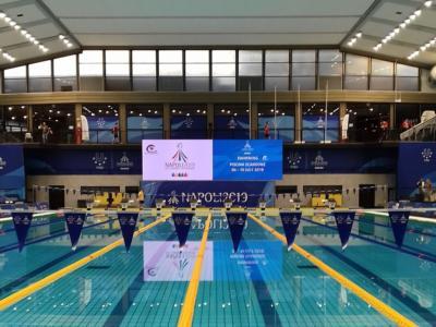 Nuoto di fondo, Campionati italiani 2021 indoor: titoli nei 5 km a Ginevra Taddeucci e ad Alessio Occhipinti