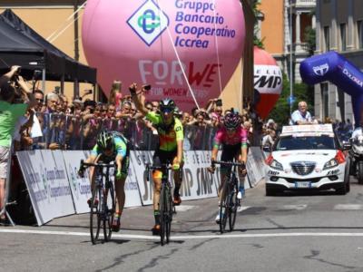 Giro Rosa 2019, quarta tappa: Nadia Quagliotto esulta, ma viene beffata da Letizia Borghesi