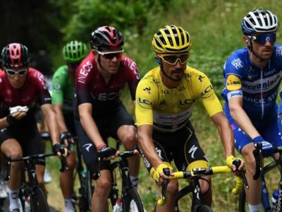 LIVE Tour de France 2019, le Alpi in DIRETTA: show di Quintana! Alaphilippe si stacca, poi salva la maglia gialla!