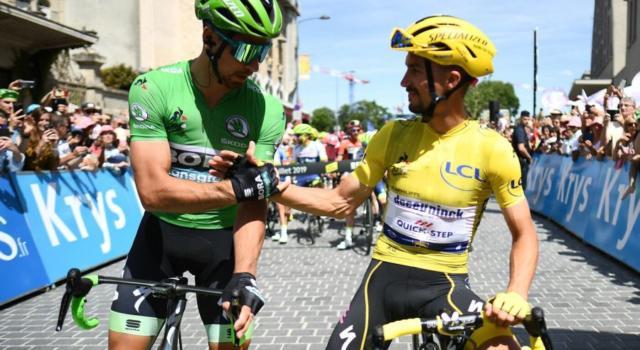 Tour de France 2020: le maglie che verranno assegnate