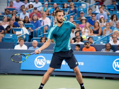 Tennis, ATP Newport 2019: risultati di martedì 16 luglio. Avanza Viktor Troicki, eliminato Steve Johnson