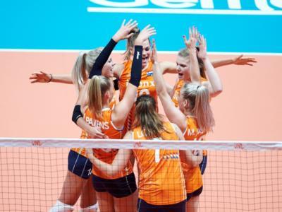 Semifinali Preolimpico volley femminile 2020 oggi: Olanda-Germania e Polonia-Turchia. Orari, tv, programma e streaming