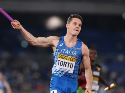 Atletica: staffette in raduno a Formia verso i Mondiali. I convocati dell'Italia: ci sono Tortu e Jacobs