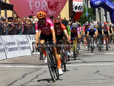 Giro Rosa 2019, settima tappa: Marianne Vos cala il tris, Van Vleuten sempre saldamente al comando