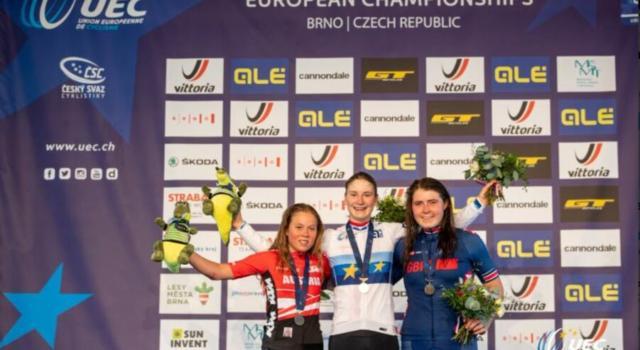 Mountain bike, Europei 2019: Jacqueline Schneebeli trionfa nella categoria junior. Nicole Pesse migliore delle azzurre tredicesima
