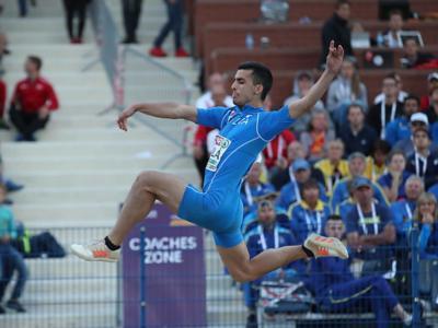 Atletica, Campionati Italiani Indoor 2020: Chilà vola fino a 8.00 nel salto in lungo. Bogliolo rinuncia alla finale dei 60 ostacoli