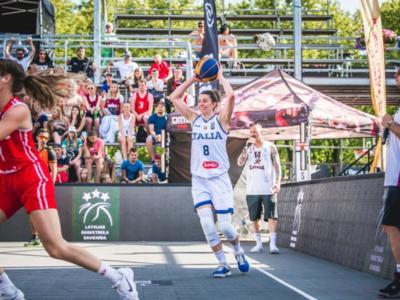 Basket 3×3, Calendario e date preolimpici 2020: la composizione dei gironi, le azzurre sognano Tokyo