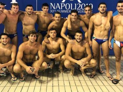 Pallanuoto, Universiadi 2019: Italia in tripudio, Settebello d'oro a Napoli. Demoliti gli USA, ultimo sigillo degli azzurri