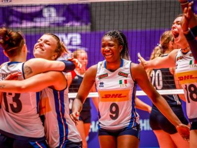 Volley femminile, Mondiali Under 20 2019: Italia schiacciasassi, pesantissimo 3-0 al Brasile