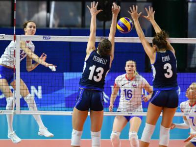 Volley femminile, Universiadi 2019: l'Italia si arrende al cospetto della Russia, azzurre d'argento a Eboli