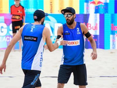 Beach volley, Europei 2019: programma, orari e tv. Il calendario completo