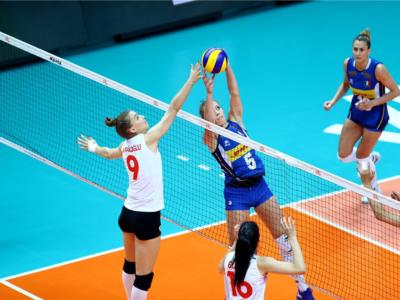 Calendario Volley Nations League femminile 2021: programma e orari, dal 25 maggio a Rimini! L'Italia debutta con la Polonia