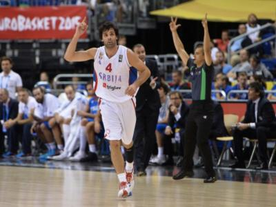 "Basket: confermato l'infortunio di Teodosic. Luca Baraldi: ""Calendario pressante, troppi stop per i top player"""