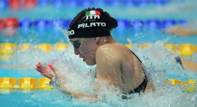 Nuoto, Trofeo Nico Sapio 2019: Benedetta Pilato vola nelle batterie dei 50 rana e stabilisce il record italiano in vasca corta