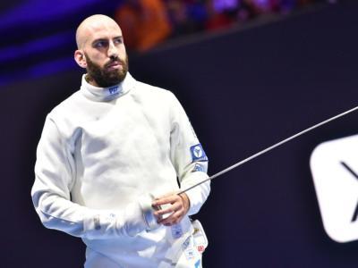 Scherma, tabellone spada maschile Tokyo 2020: gli avversari di Santarelli, Fichera ed Enrico Garozzo