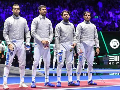 LIVE Scherma, Olimpiadi Tokyo in DIRETTA: argento Italia, la Corea del Sud domina 26-45