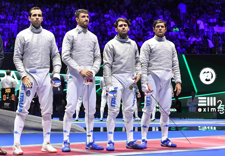 LIVE Scherma, Olimpiadi Tokyo in DIRETTA: inizia la finale Italia Corea del Sud