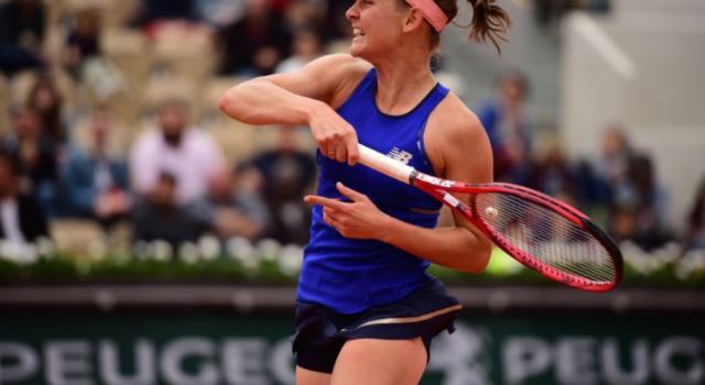 WTA Lione 2021: Ferro, Badosa e Tauson in semifinale. Eliminata Camila Giorgi