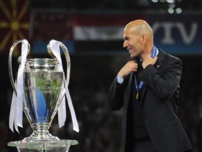 Calcio: Zinedine Zidane positivo al Covid-19, non ci sarà contro l'Alaves