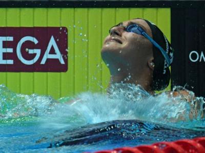 """Nuoto, Simona Quadarella: """"L'obiettivo era scendere sotto i 16′. Da un anno mi alleno solo per le Olimpiadi"""""""