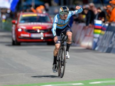 Ciclismo, Europei 2019: Remco Evenepoel è un vero cannibale! Cronometro dominata. Fantastico bronzo per Edoardo Affini