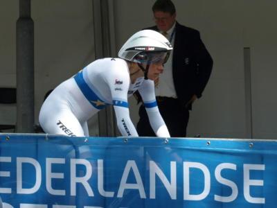 Ciclismo, Europei 2020: olandesi favorite nella cronometro femminile, Vittoria Bussi per la top-10